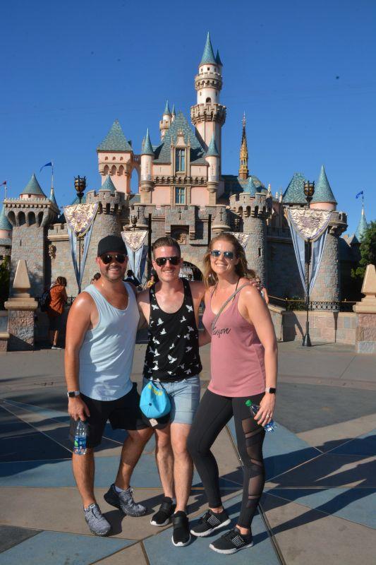 Disneyland With Our Friend Katie