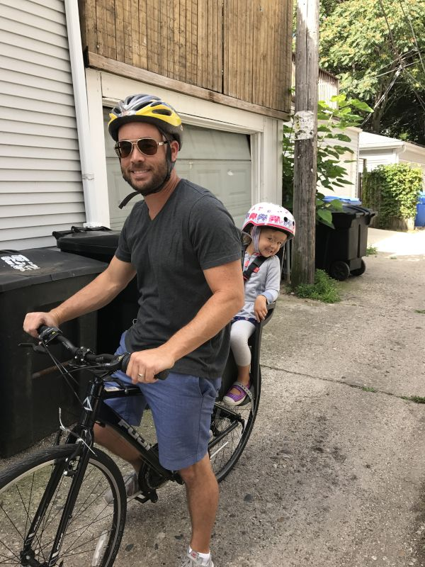 We Love Biking All Over the City