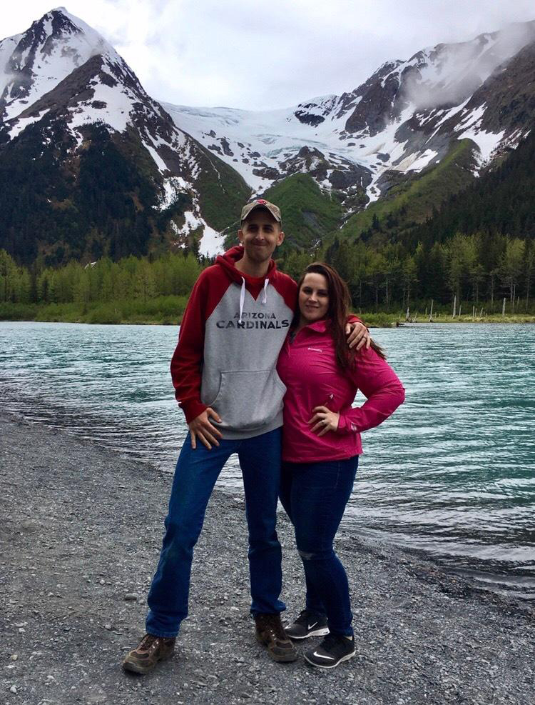 Exploring Whittier, Alaska