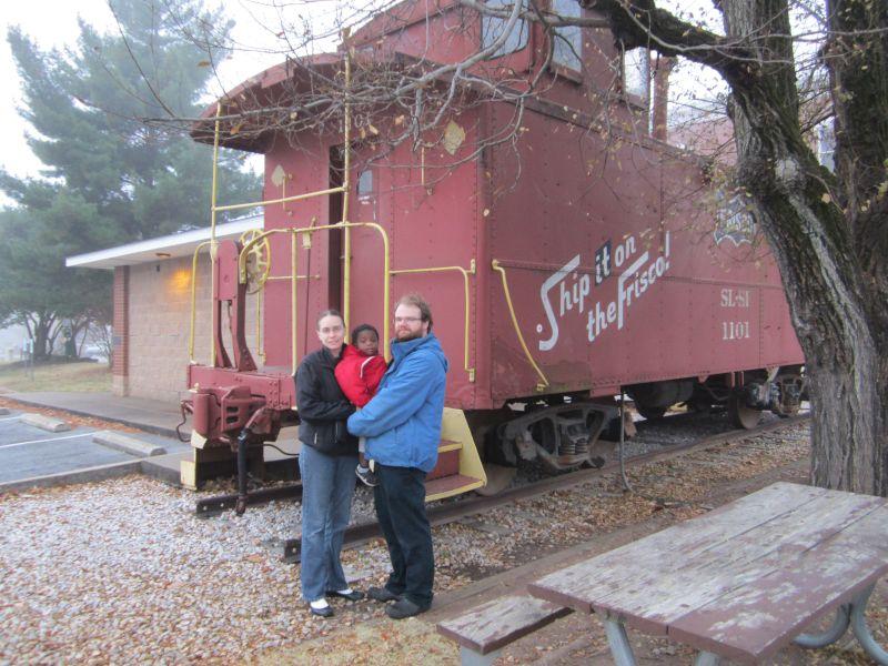 Visiting Arkansas