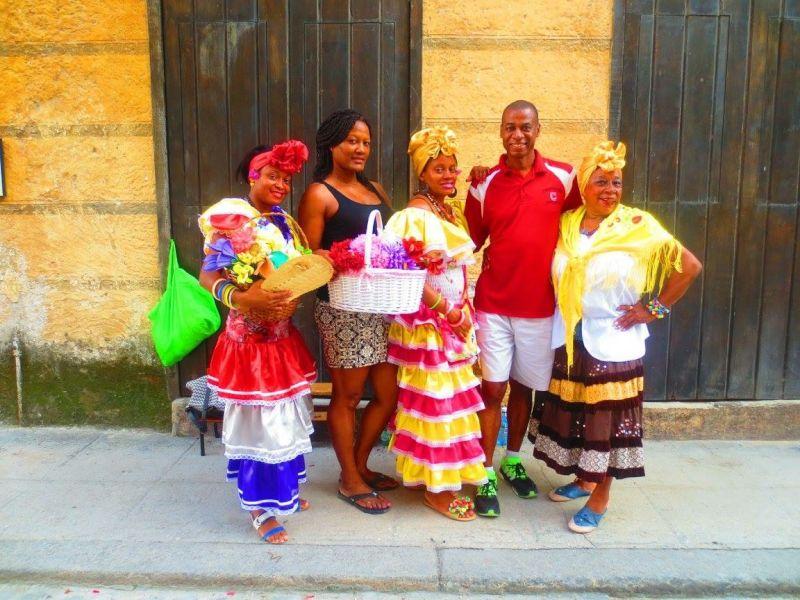 Fun in the Caribbean