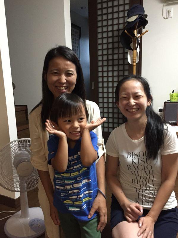 Visiting Yumi's Family in Japan