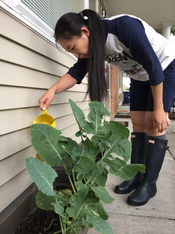 Yumi Loves Gardening