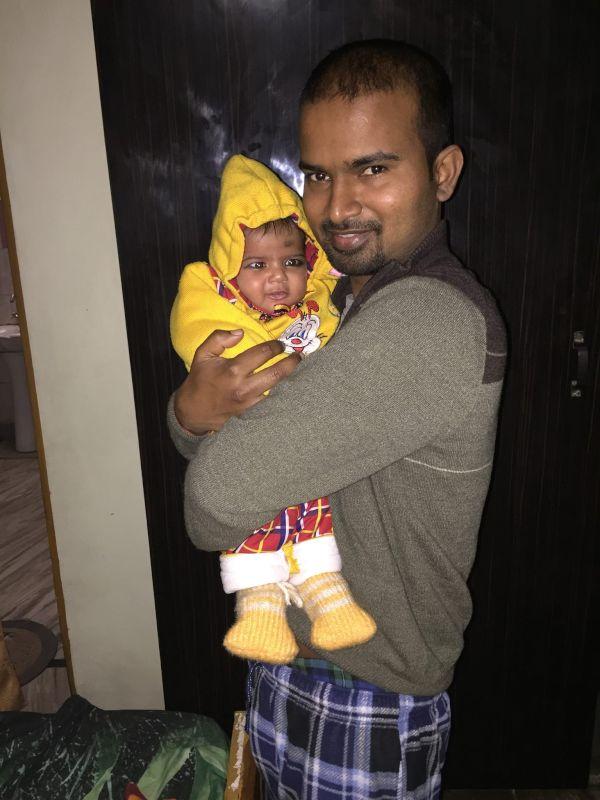 Rishi and His Niece