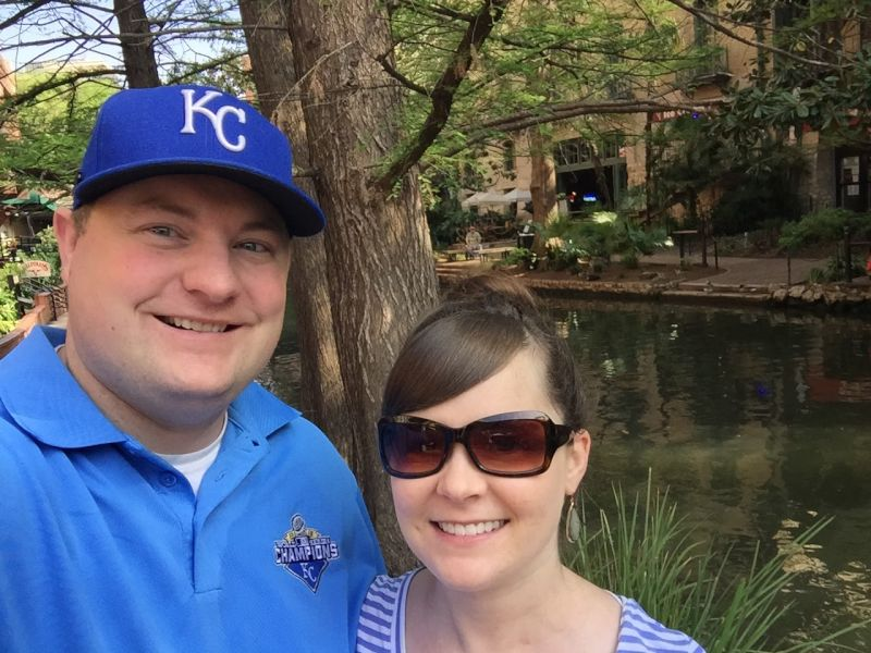 Exploring the Riverwalk in San Antonio