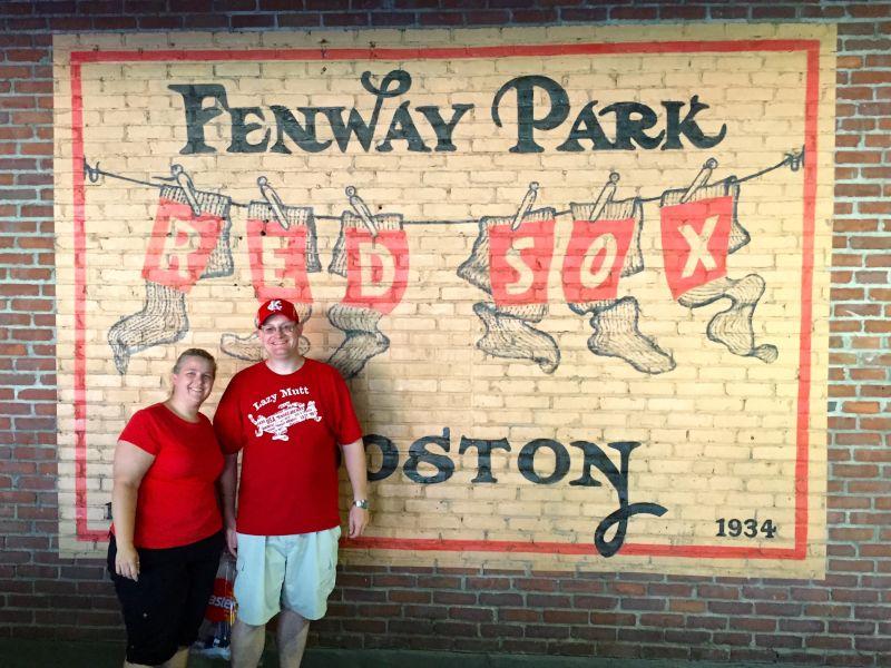 On a Trip to Boston