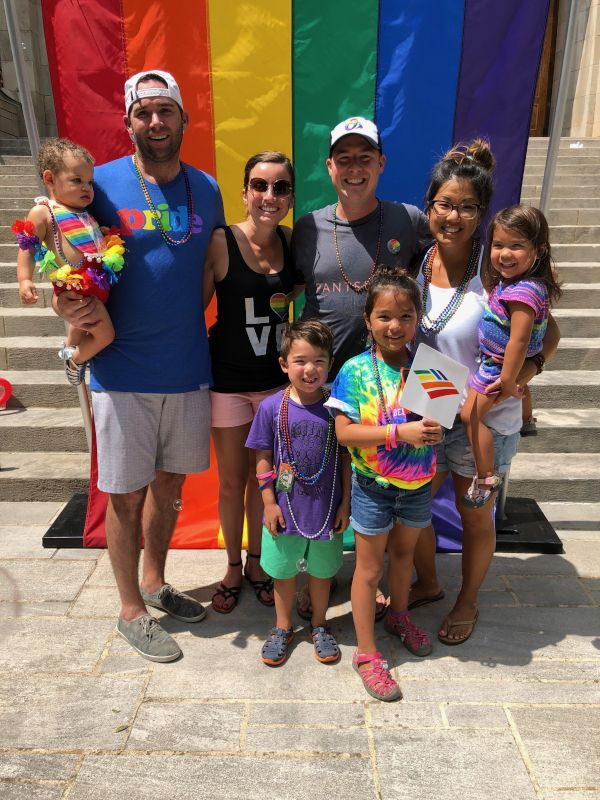 Pride With Family