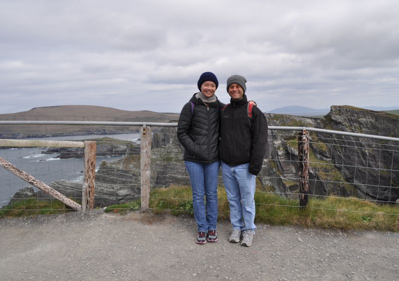 Beautiful View in Ireland