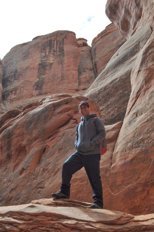 Exploring Arches National Park