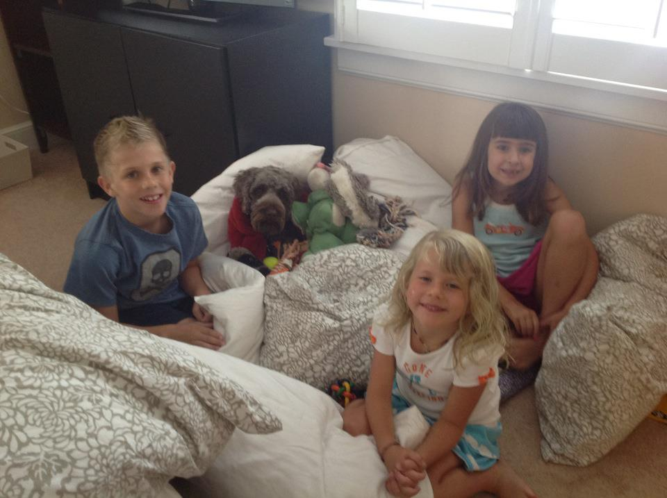 Sleepover at Our House With Our Nieces & Nephew