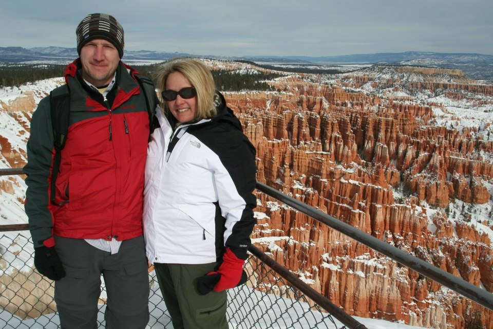 Winter Hike in Bryce Canyon
