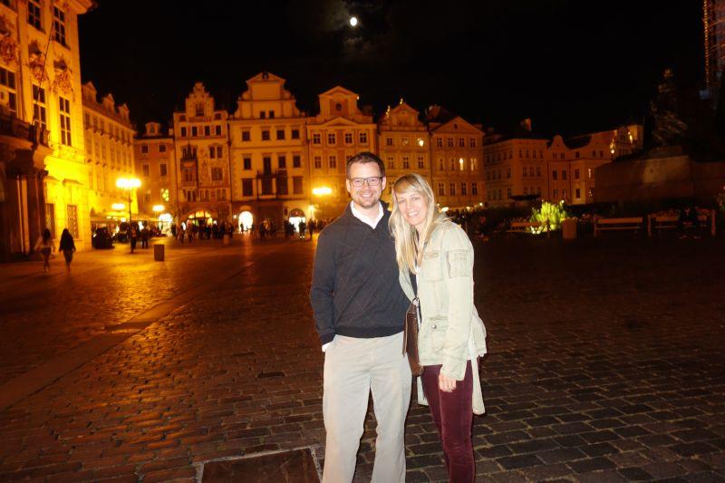 A Lovely Night in Prague