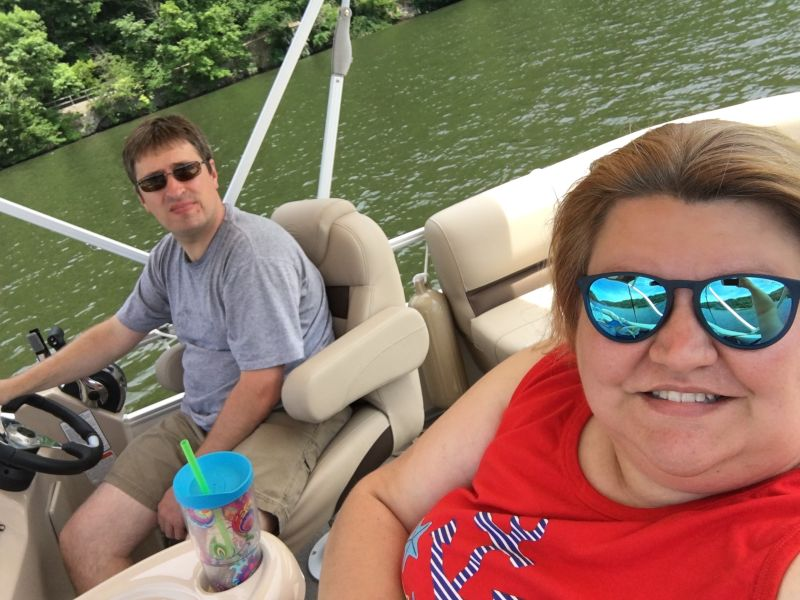 A Day on the Boat