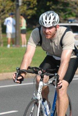 Matt Biking