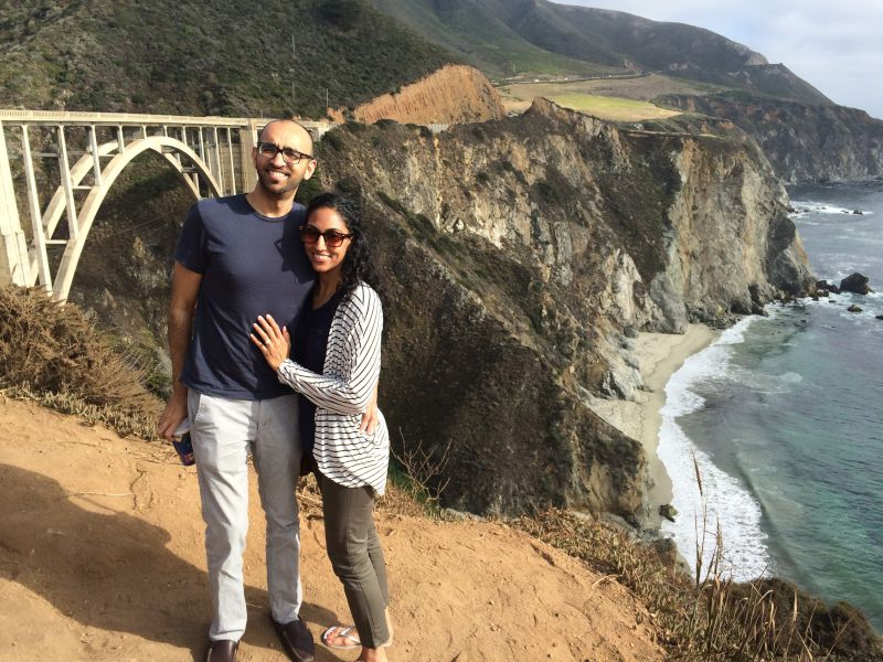 Stopping Along the Pacific Coast Highway