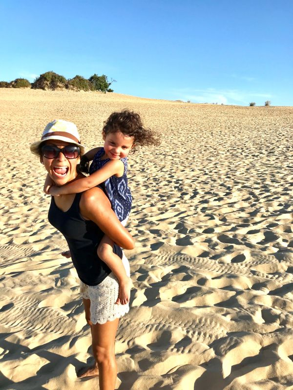 Hiking the Dunes