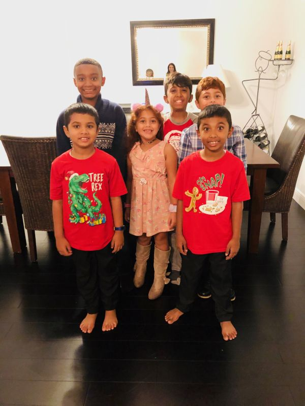 Nick's Little Nieces & Nephews Nearby