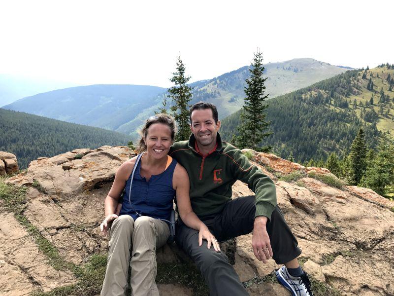 Enjoying the View in Colorado