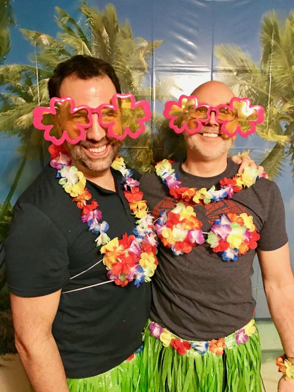 When You Can't Get to Hawaii, Get to a Hawaiian-Themed Bunco Night