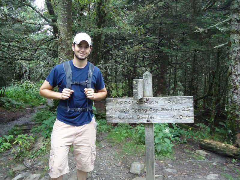 Appalachian Trail Time