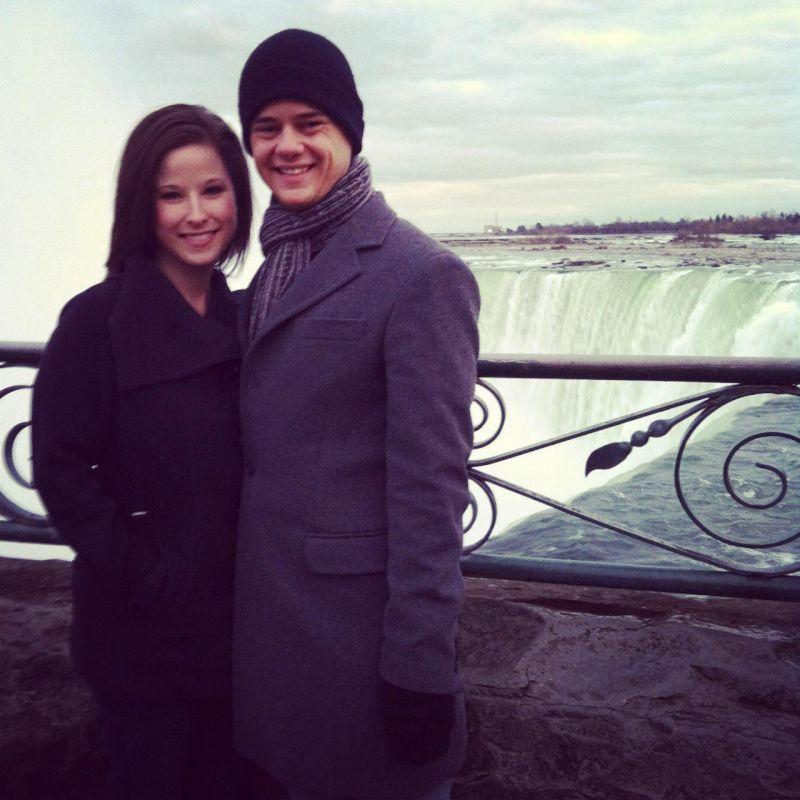A Winter Trip to Niagara Falls