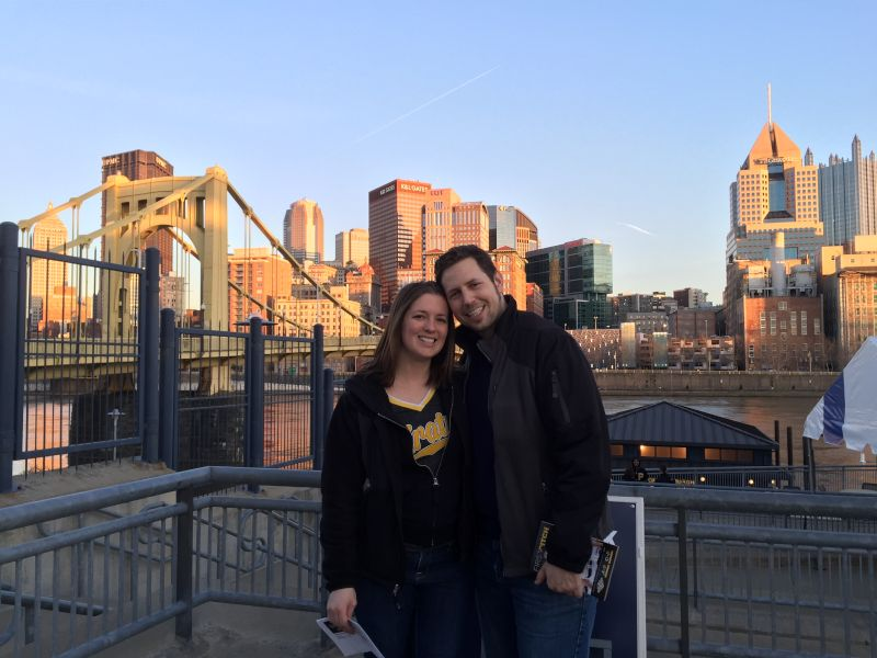 Visiting Pittsburgh