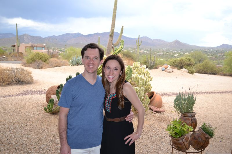 Visiting Family in Arizona