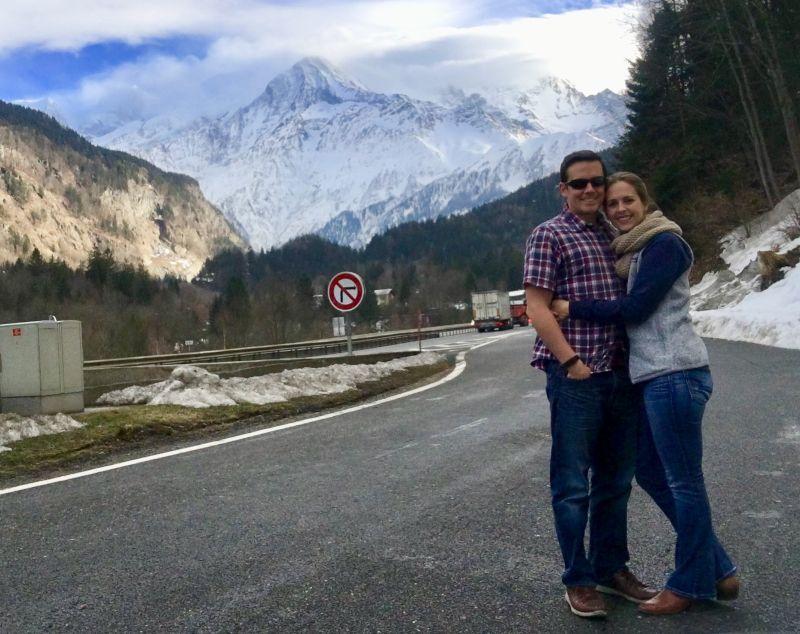 Exploring the Swiss Alps
