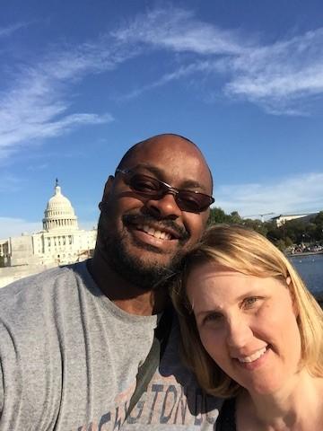 Enjoying the Sites in Washington, D.C.
