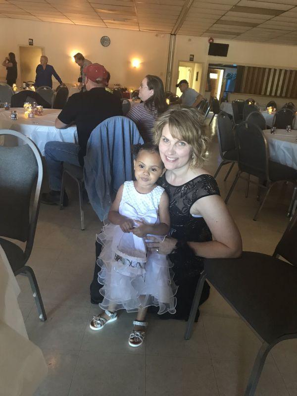 Alyssa & Letitia in a Wedding