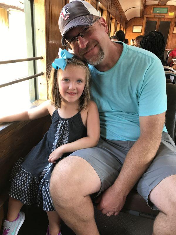 Daddy/Daughter Carousel Ride