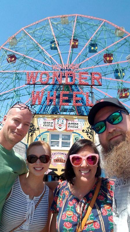 Coney Island Family Fun