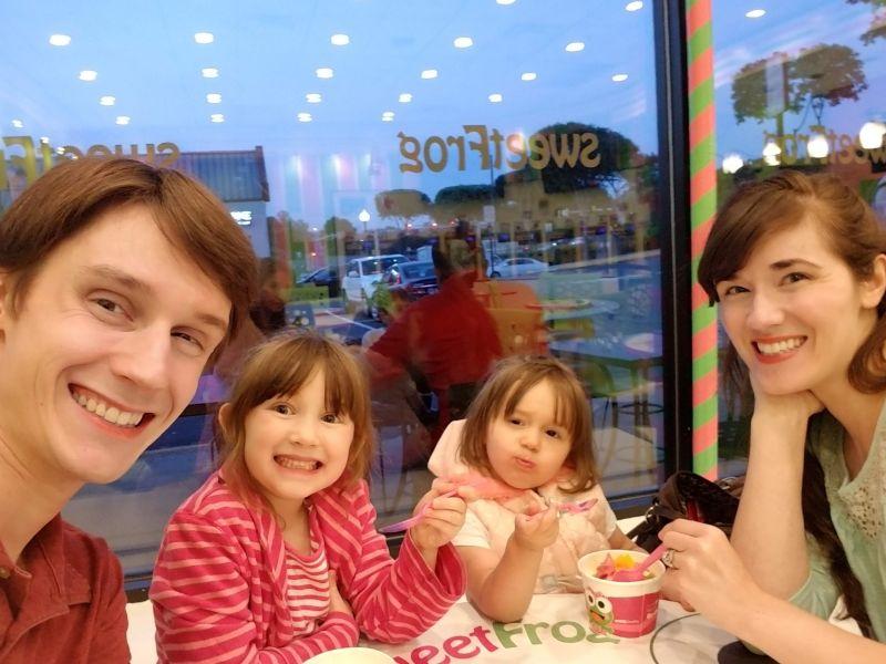 Family Dessert Date