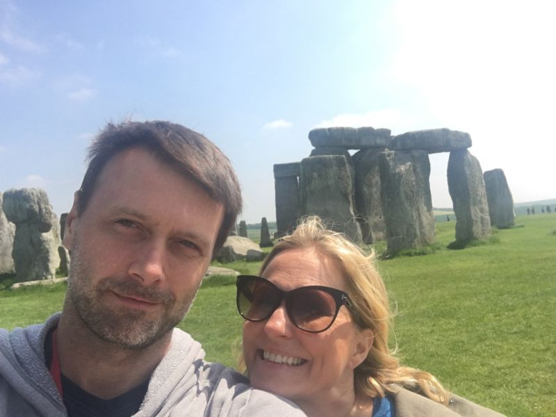 Checking Out the Mysterious Stonehenge