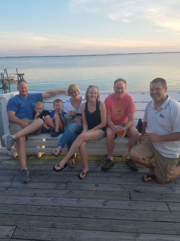 Family Night on the Boardwalk