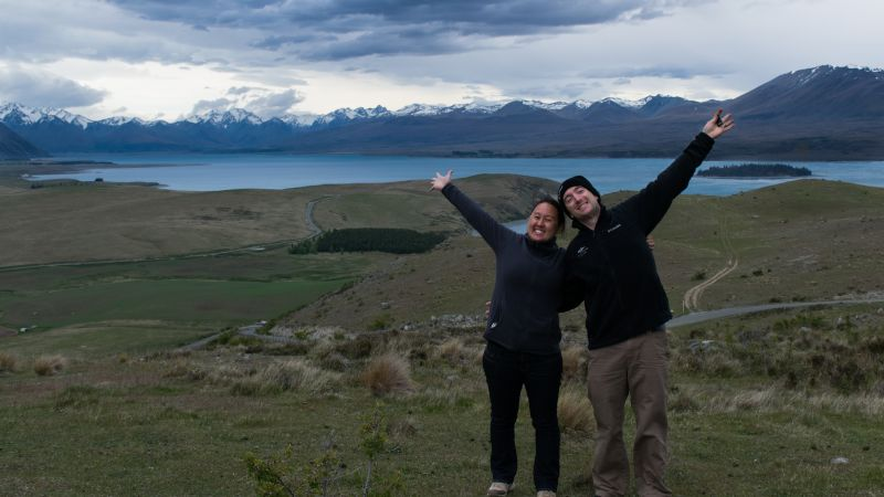 A Great Day Hiking in New Zealand