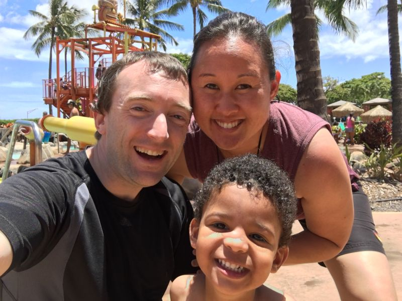 A Day in the Sun at the Waterpark!
