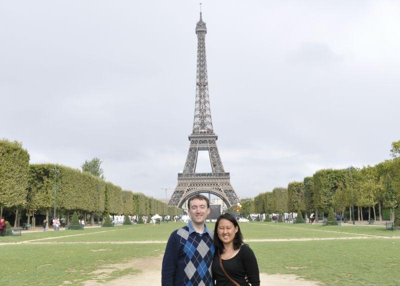An Amazing Trip to Paris