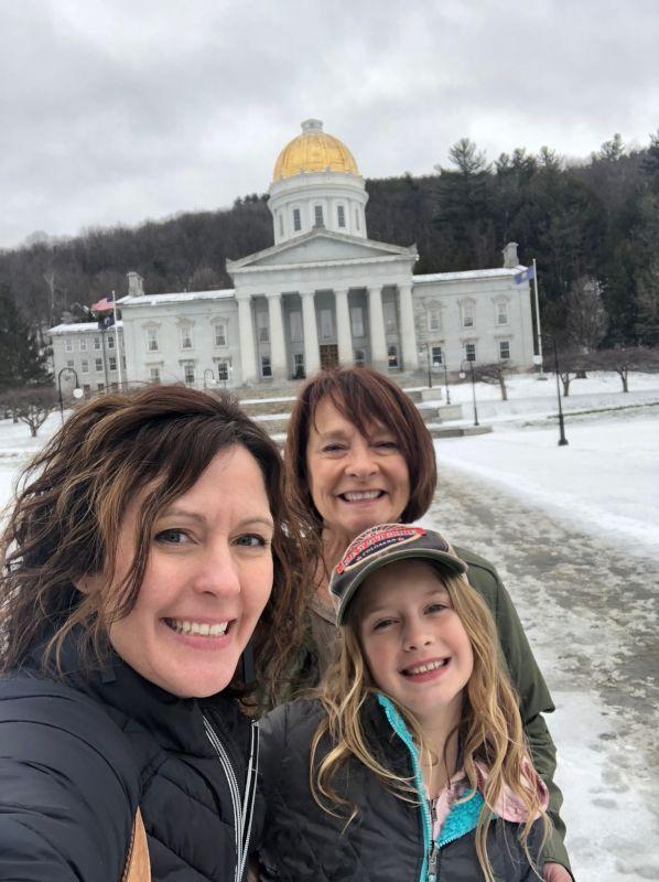 Exploring Vermont