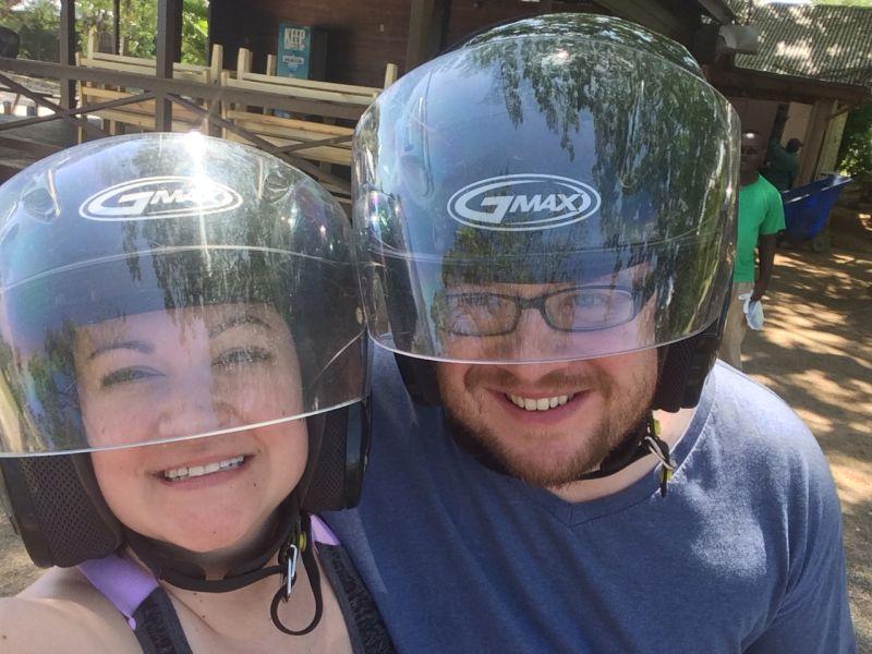 Quad Riding in Jamaica