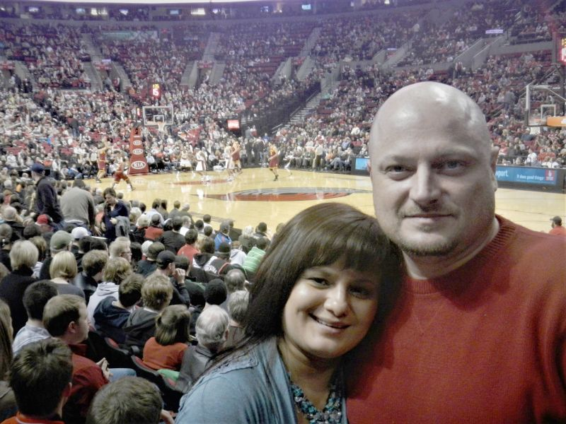 Portland Trailblazers Game