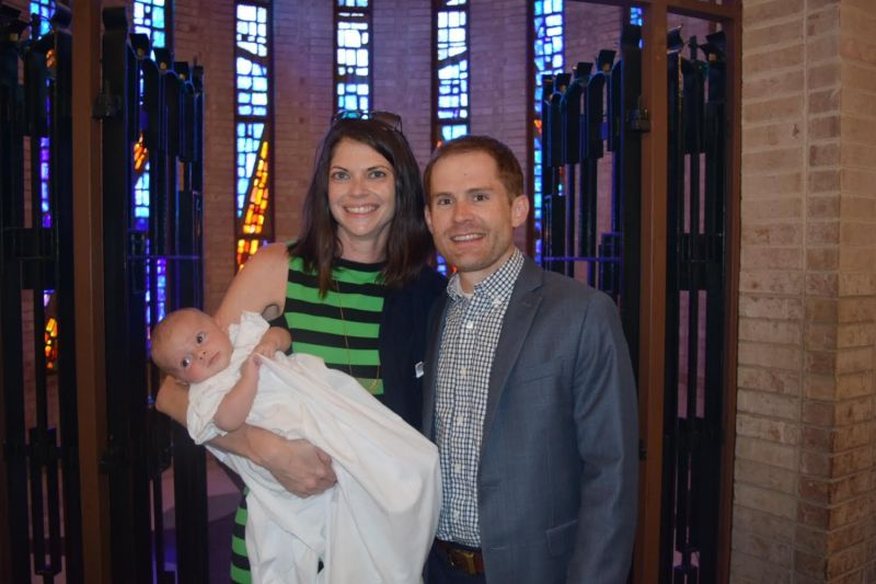 Proud Godparents