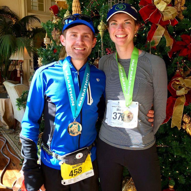 Post Marathon & Half-Marathon