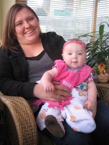 Becky & Her Goddaughter