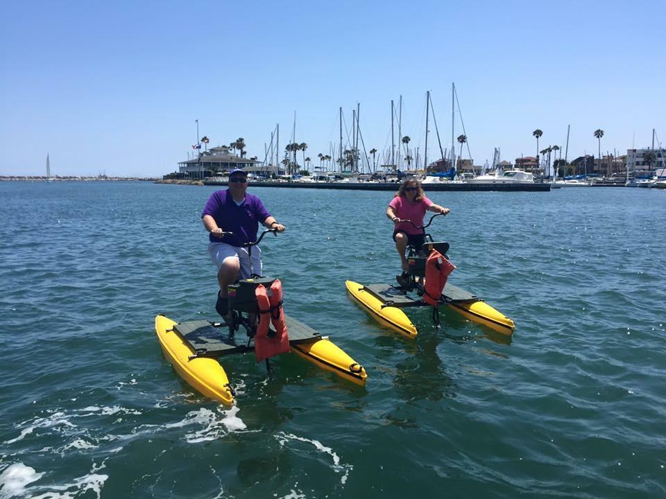 Hydrobiking