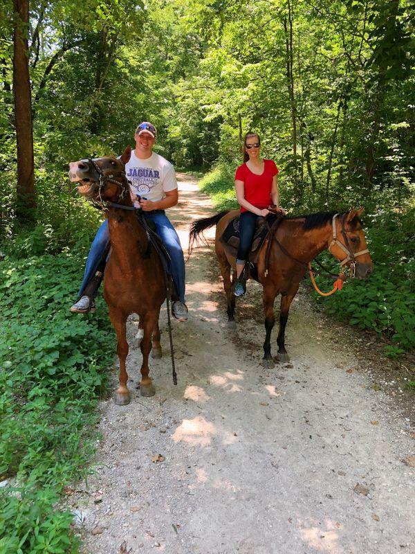 Horseback Riding Fun