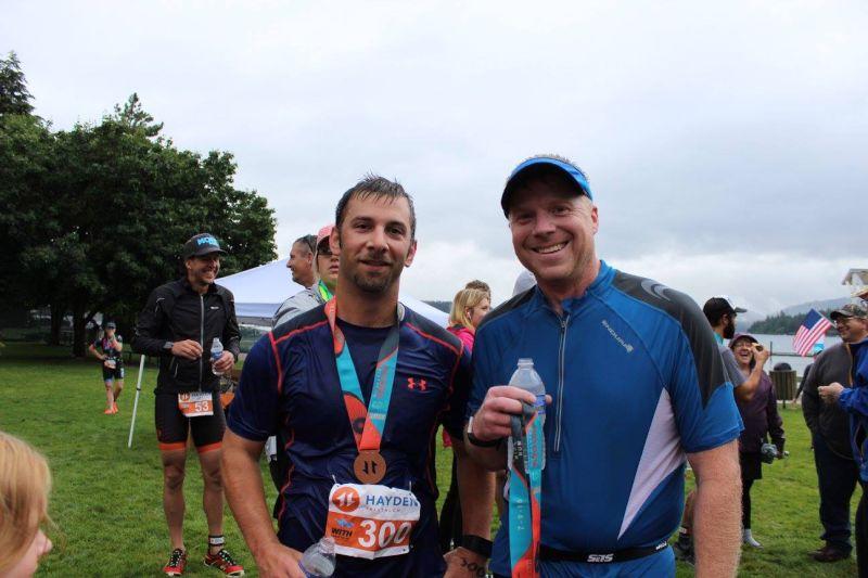 Nick's First Triathlon