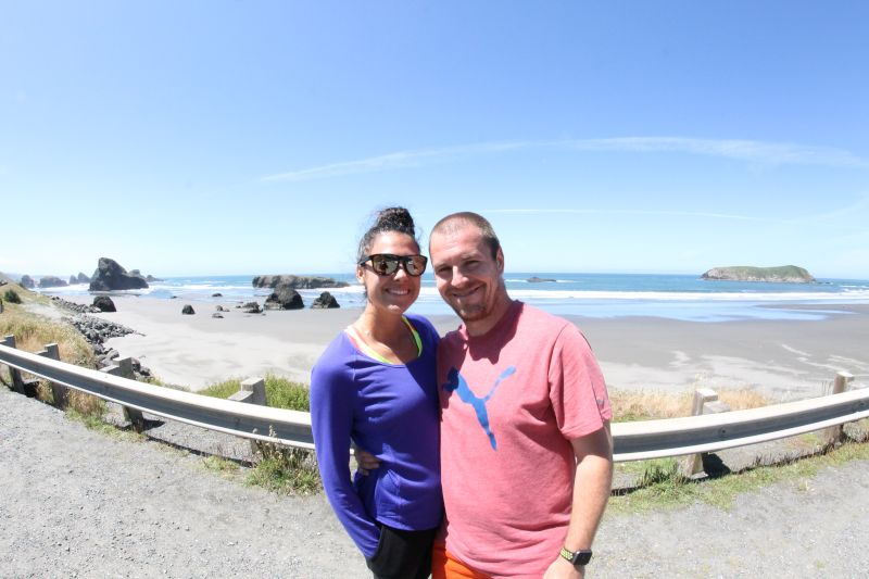 Visiting the Oregon Coast
