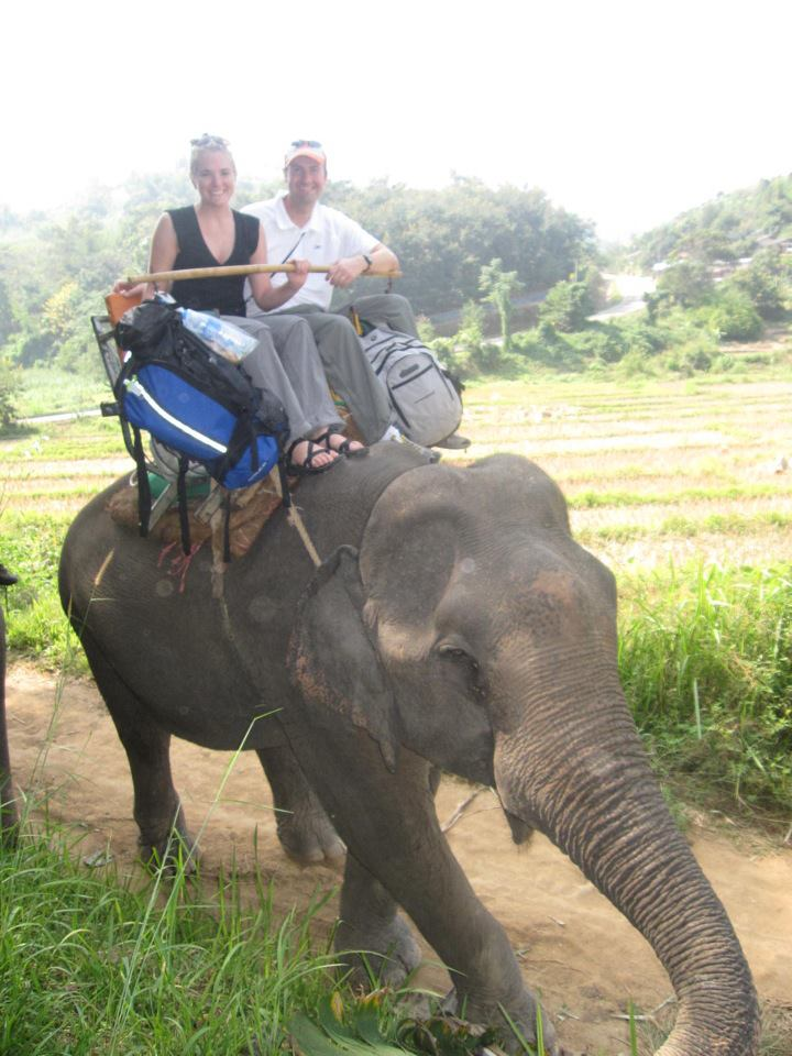 Exploring Thailand by Elephant