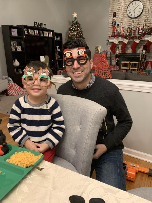 Adrian & Our Nephew